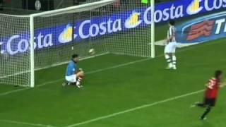 Juventus - Milan 3 - 2 (33° giornata) 2007-2008