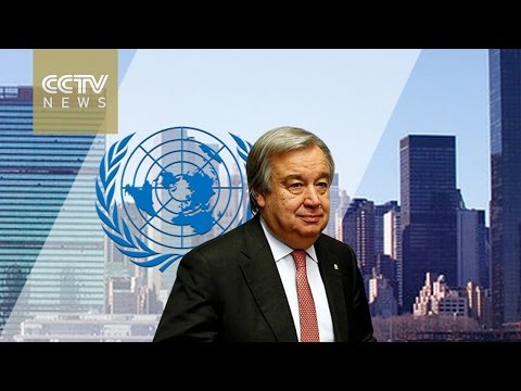 Who will be the next United Nations Secretary-General?