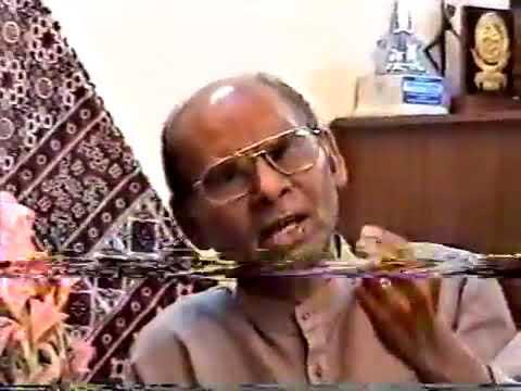 Ustad Asad Ali Khan paid tribute to Ustad Bade Ghulam Ali Khan sahib of Kasur Patiala Gharana