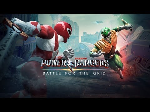 Power Rangers: Battle For The Grid - Kho Game Griffith