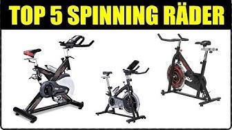 TOP 5 SPINNING RAD MODELLE ★ Spinning Rad kaufen ★ Spinning Bike Test ★ Spinning Bike Deutsch
