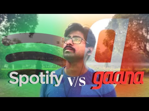 Spotify VS Indian Online Music Apps (Effectiveness & Restrictions) Mp3