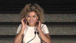 Repeat youtube video 2015 Angels in Adoption™ Gala - Rachel Crow's Acceptance Speech