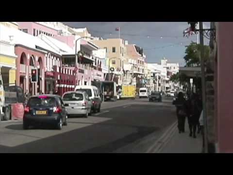 """Pink Rock"" Bermuda Adventure Novel Trailer"