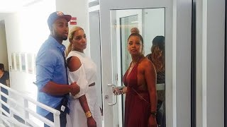 New Footage Leakes From RHOA Taping Revealing More Surprising News