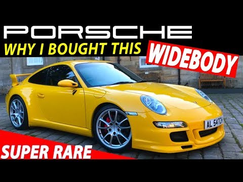 Why I Bought This Super Rare Speed Yellow 997 911 - Porsche UK