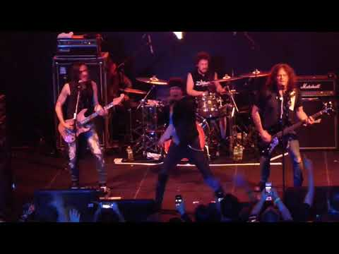 Extreme live at Kiss Kruise VII 2017 - full show