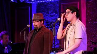 "Brian Gonzales & George Salazar - ""Man or Muppet"" 