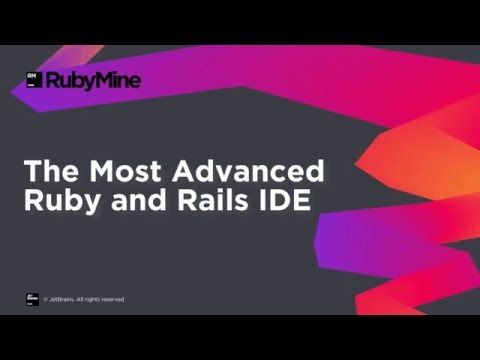 Ruby and Rails IDE