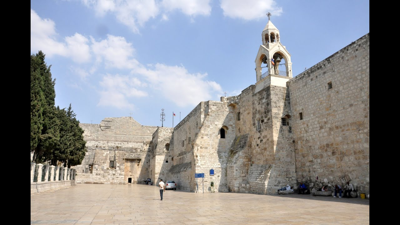 Church of the Nativity, Palestine