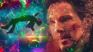 ¿Como Doctor Strange Vio un Futuro donde Estaba Muerto? -Teoria InfinityWar