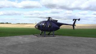MD500 for Sale take off