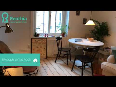 Showing | Cozy apartment for rent in Södermalm, Stockholm
