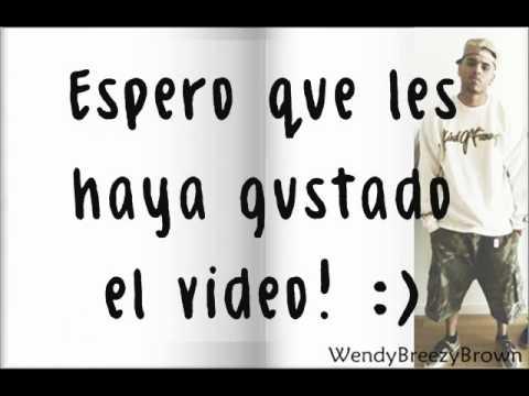 Wet The Bed-Chris Brown Ft. Ludacris-Subtitulada Al Español-Ingles