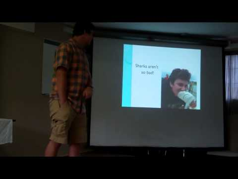 SEA S.T.A.R. Intern End of Summer Project Presentations - The Marine Science Consortium