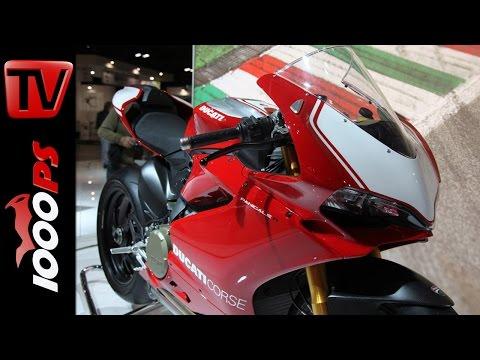 Ducati Panigale R - 2015 | Leistung, Preis, Features