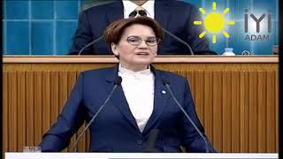 Sayın Meral Akşener'den Erdoğan'a milleti idamla kandırmaktan vazgeç