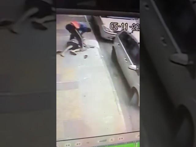 Polícia Civil identifica agressor de idoso em Volta Redonda