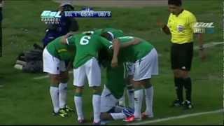 Bolivia vs Uruguay 4-1 Eliminatorias Brasil 2014