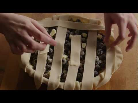 How to Make Blueberry Pie | Allrecipes.com