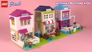 Apartment 001 | LEGO Friends My Own Creations #130