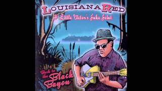 Louisiana Red & Little Victor - Black Bayou