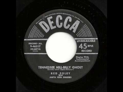 Tennessee Hill-Billy Ghost - Red Foley