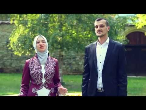 Shpend Limani & Selma Bekteshi - الله All-llah الله (Nasheed English- Albanian)[Official Video] HD