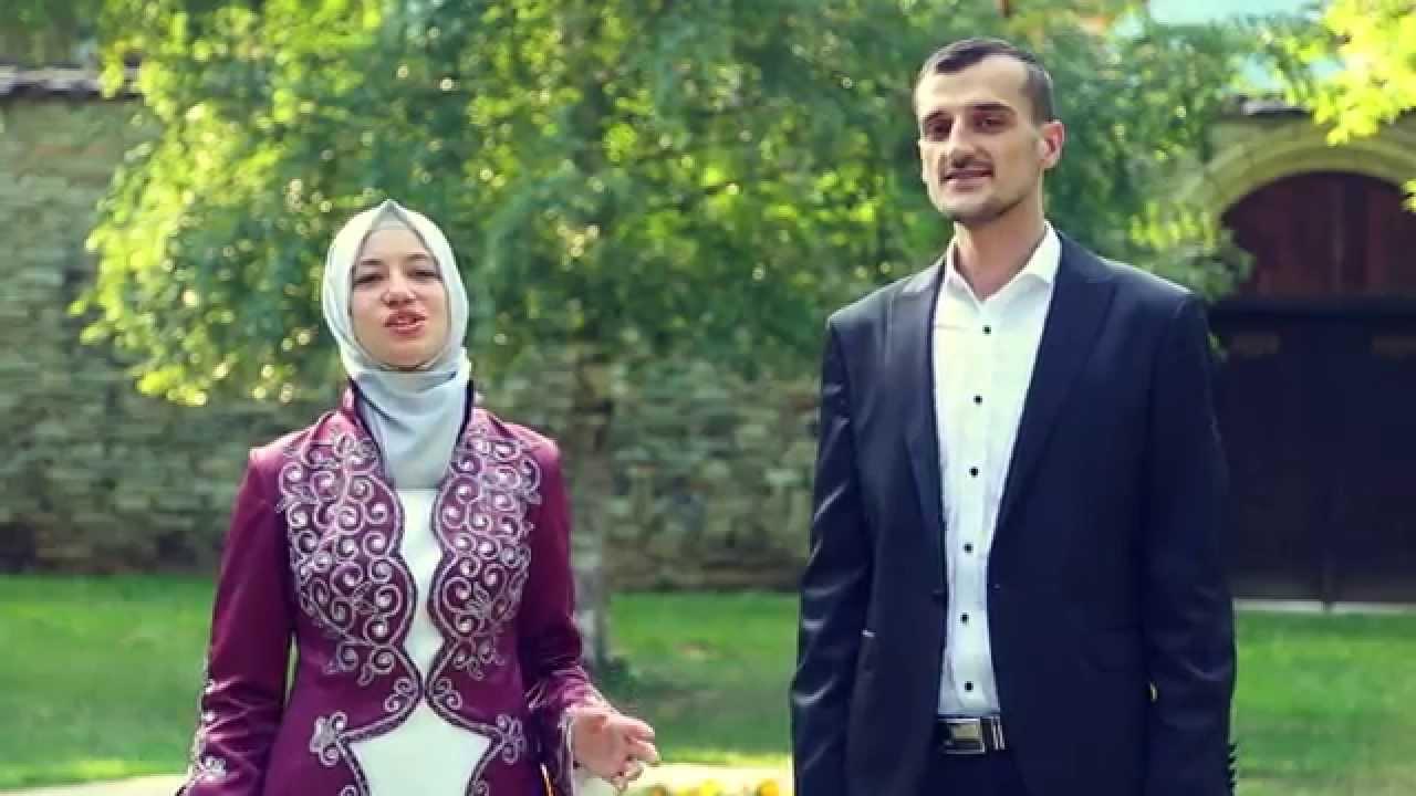 Shpend Limani & Selma Bekteshi - الله All-llah الله (Nasheed English- Albanian)[Official Video] HD