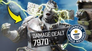 *NEW* SOLO DAMAGE RECORD! (INSANE) - Best Apex Legends Funny Moments and Gameplay Ep 249