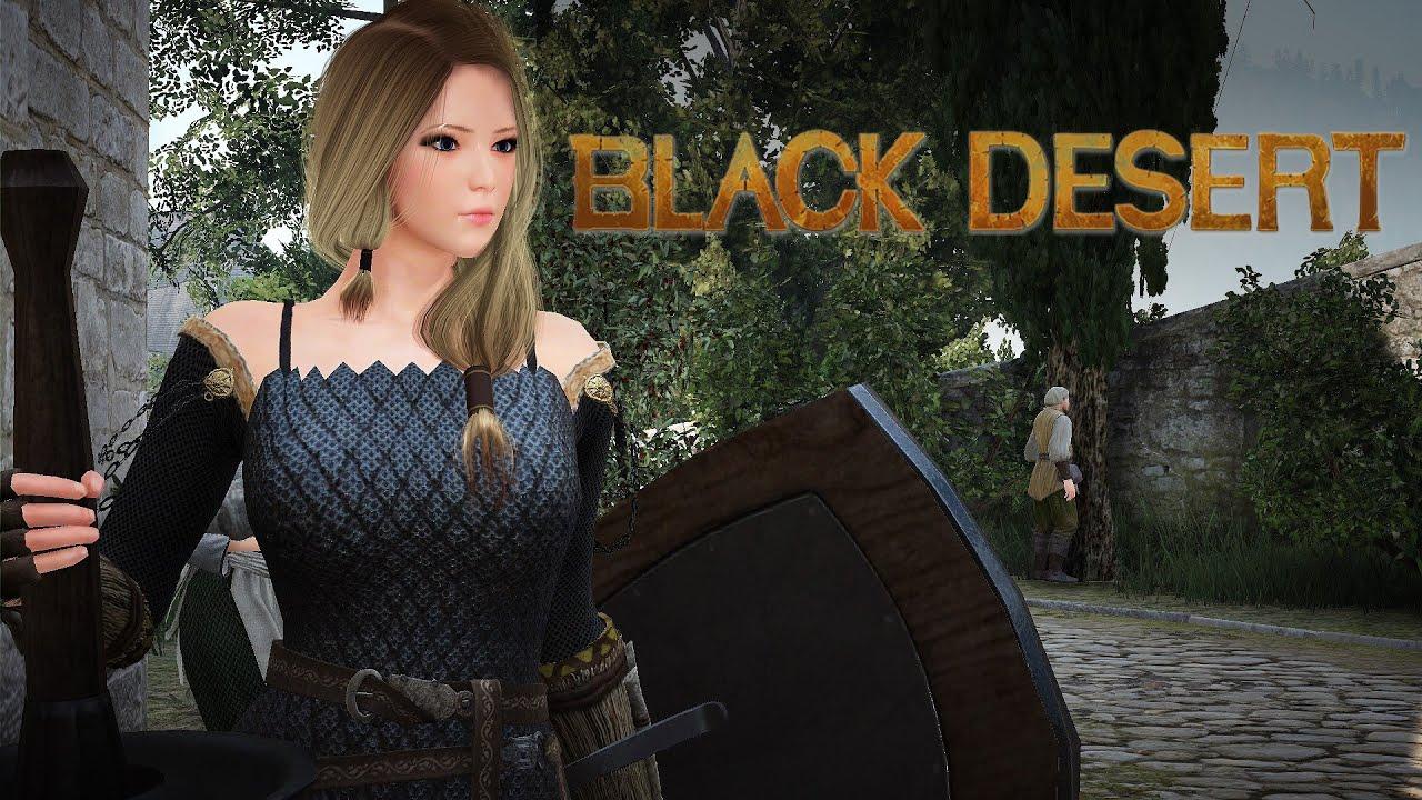 Black Desert Lance Valkyrie Node War Crimson Battlefield Youtube