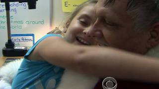 CBS Evening News - On the Road: Bringing dad home for Christmas