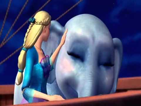 L'amour Grandit Barbie princesse de l'île merveilleuse poster