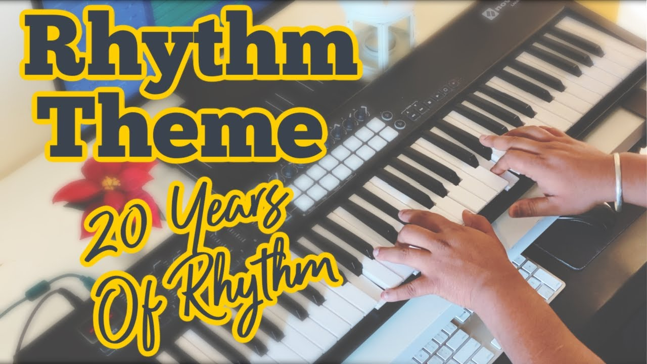 20 Years Of Rhythm | Rhythm Theme Cover | A. R. Rahman | Adithyha Jayakumar