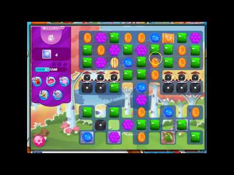 Candy Crush Level 3042 Talkthrough, 18 Moves 0 Boosters