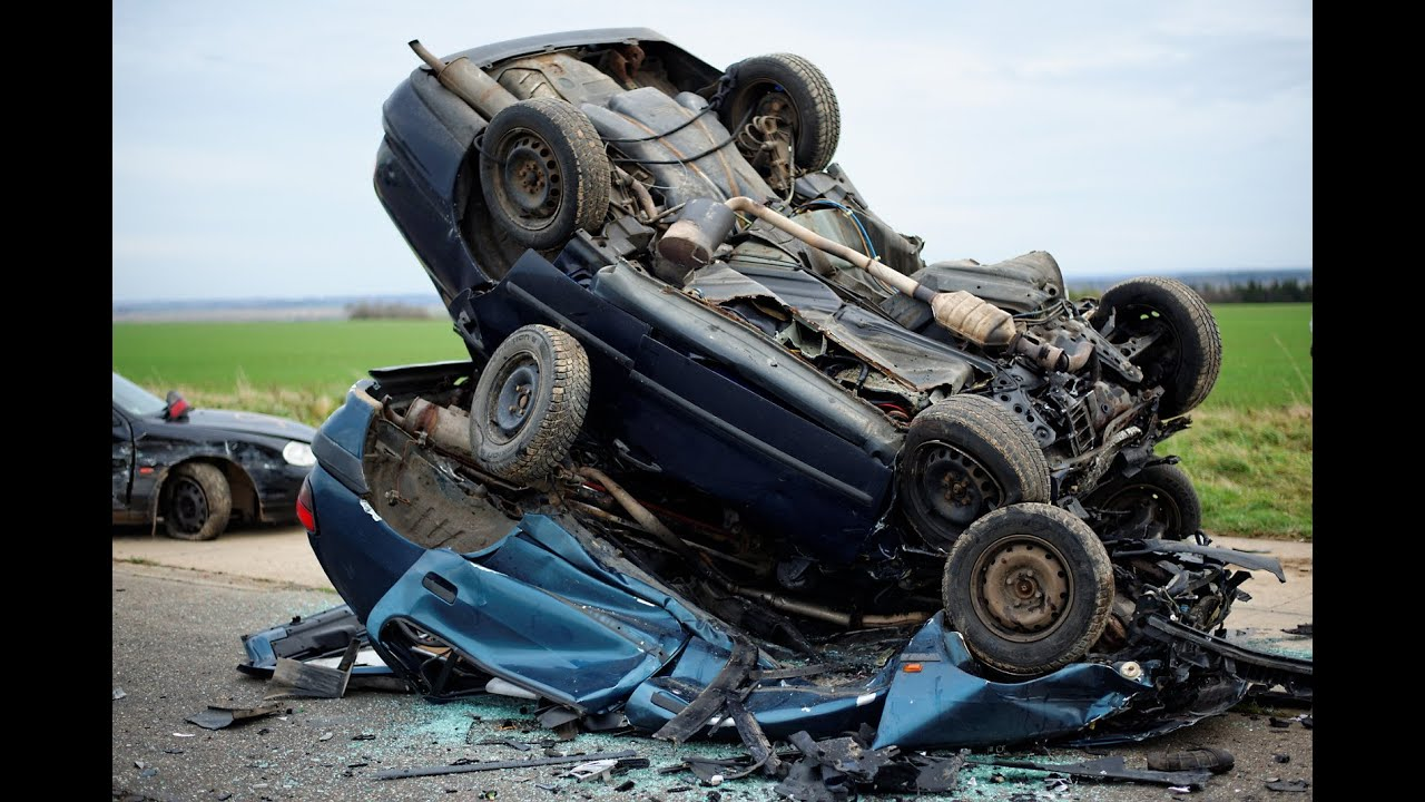 Car Crash Sounds Recording Session