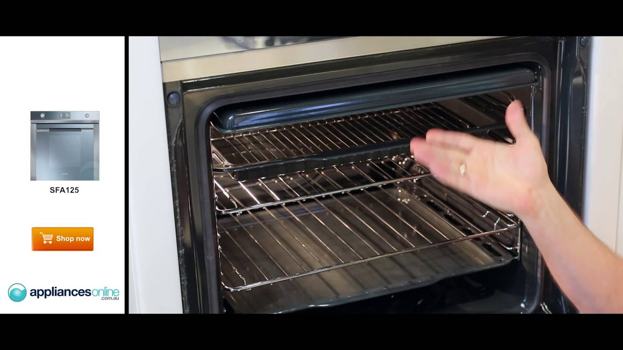 Colin S Guide To The Smeg Sfa125 Electric Wall Oven