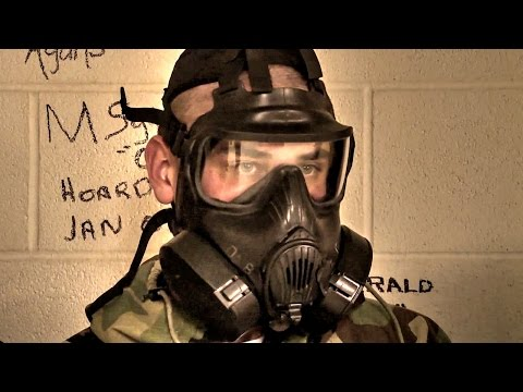 Gas Chamber – Possibly The Most Feared Event At Air Force Basic Training