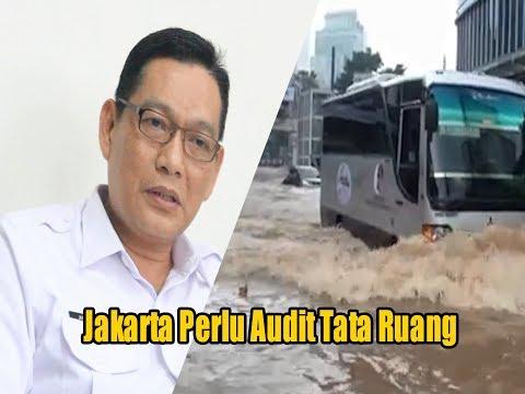 Jakarta Perlu Audit Tata Ruang