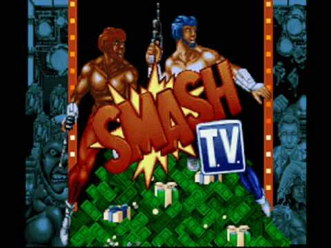 Super Smash T.V. SNES Title Music