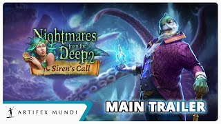 Nightmares from the Deep 2 PS4 Main Trailer