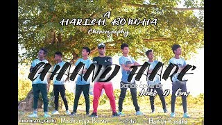 CHAAND TAARE || A freestyle Dance Choreography by Harish || Jenko D Crew
