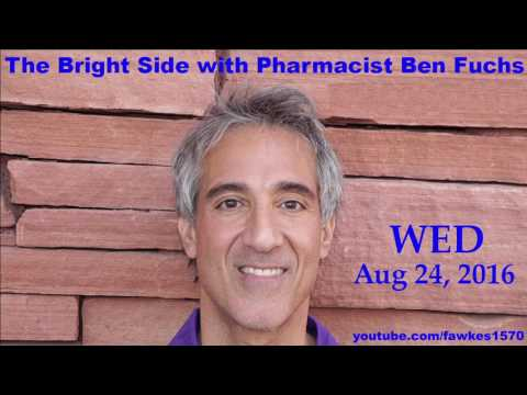 No Drug Can Improve Your Health [8/24/16] Audio Podcast