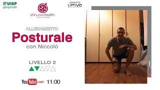 Posturale - Livello 2 - 2 (Live)