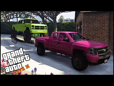 GTA 5 ROLEPLAY - BUYING 6 DOOR FIRST GEN CUMMINS!! - EP. 549 - CIV thumbnail