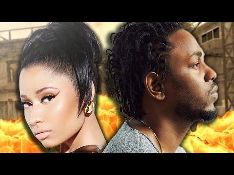 Kendrick Lamar Battles Nicki Minaj on Call of Duty!