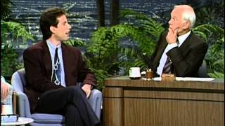 Jerry Seinfeld The Tonight Show with Johnny Carson Appearances thumbnail