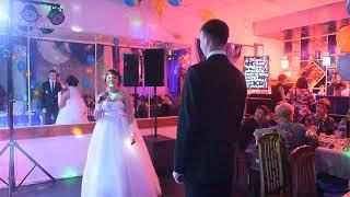 """Невеста поет жениху на свадьбе """"Только мой"""""""