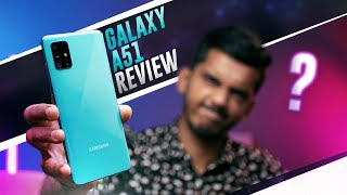 Samsung Galaxy A51 Review. Watch this before you buy!