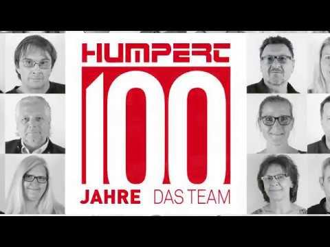 100 Jahre Humpert